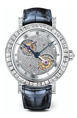Double Tourbillion 5349